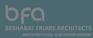 BFA Architectural and Interior Design Logo
