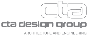 Logo for CTA Design Group Architecture and Engineering